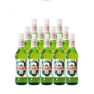 青岛啤酒 小棕金啤酒 296ml*24瓶